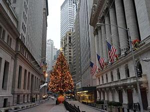 美国华尔街是什么意思 它为什么这么出名